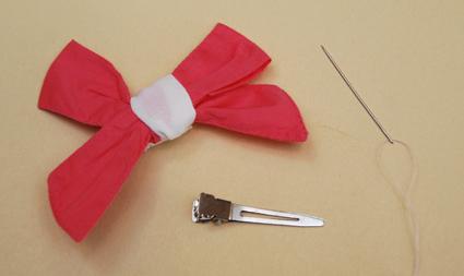 Refashioning a bow