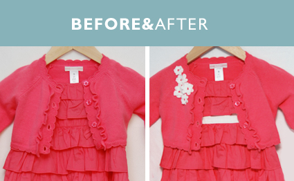 Toddler dress sewing