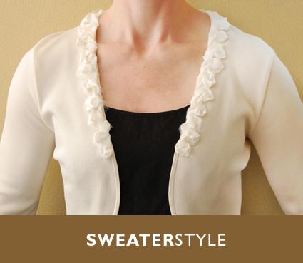 Sweater style update