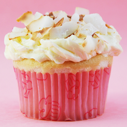Rose's Heavenly Cakes Coconut Cupcake Recipe