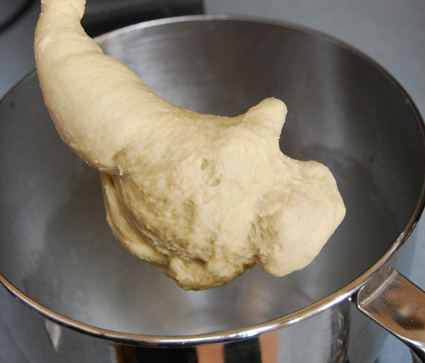 Making danish pastry dough at home