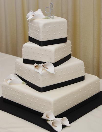 Wedding cake pics