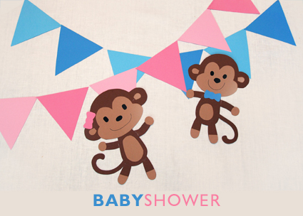 custom baby shower ideas