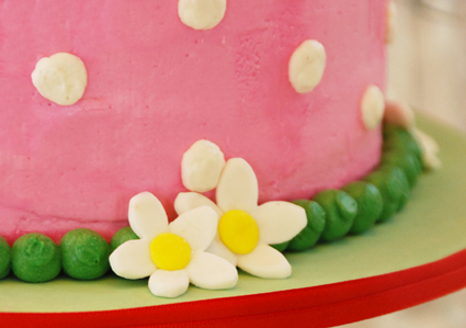 Strawberry Sortcake decoration idea